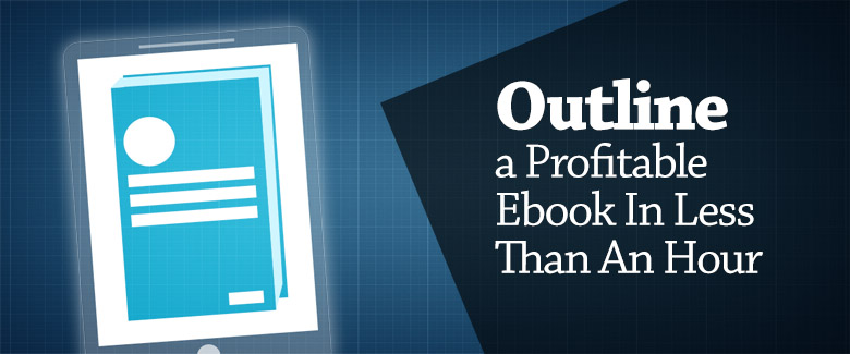 outline an ebook