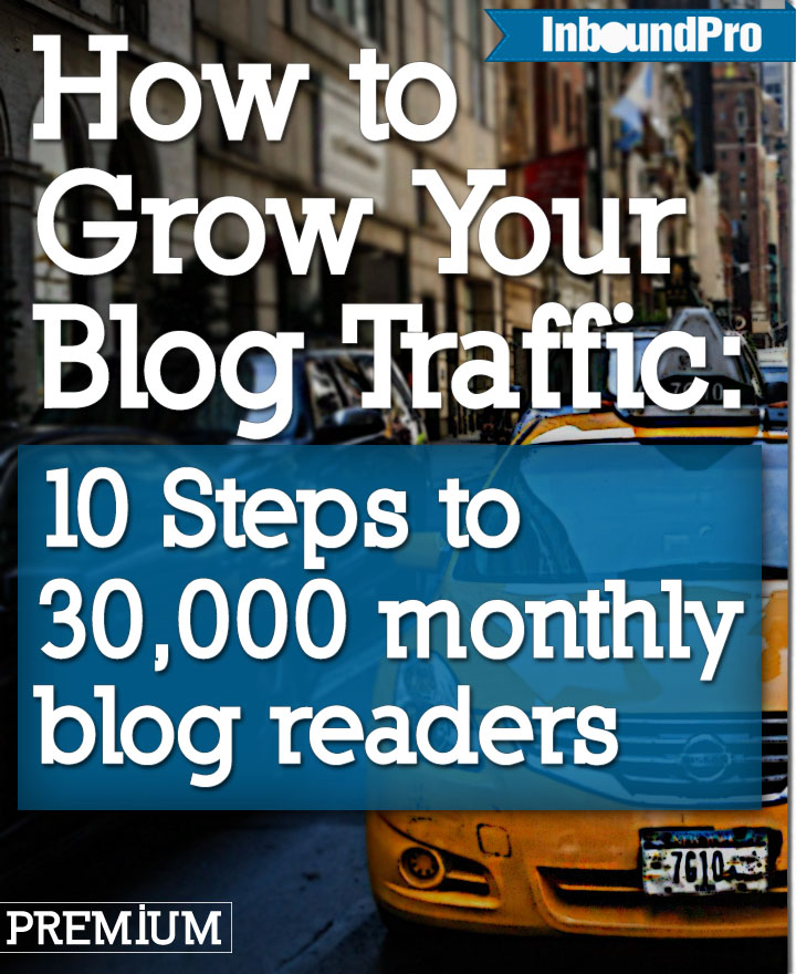 grow your blog traffic visitors month